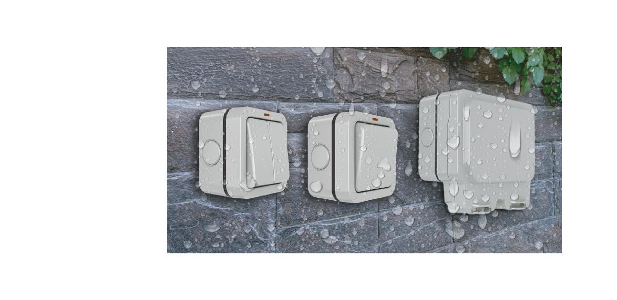 Ip66 Weatherproof Switches  Sockets
